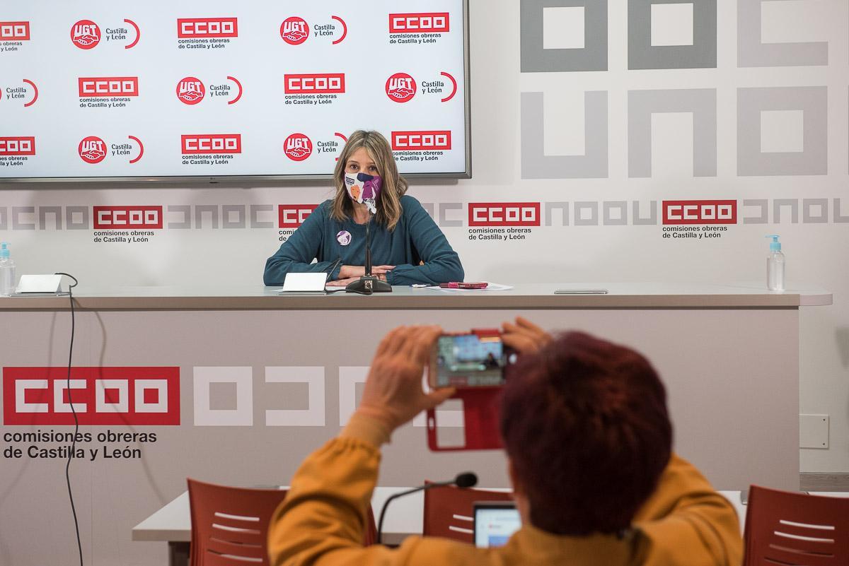 Fotos CCOOCyL.