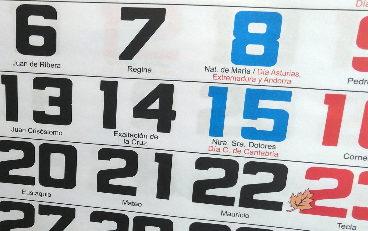 Calendario 2019 Castilla Y Leon.Ccoo De Castilla Y Leon