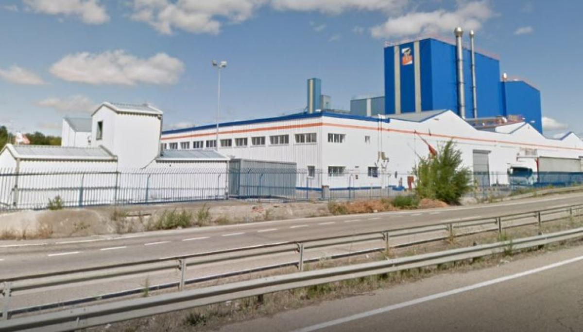 C&D Foods en Valaldolid-Google Street View.